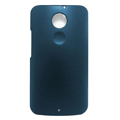 Capa Case para Motorola Moto X2 ( 2nd Geração) - Azul