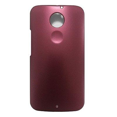 Capa Case para Motorola Moto X2 ( 2nd Geração) - Vermelho