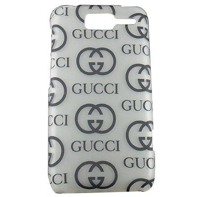 Capa Case Gucci para Motorola RAZR D1