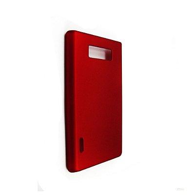 Capa Case para LG Optimus L7 - Vermelho