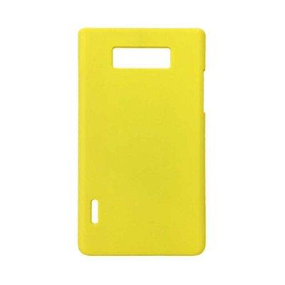 Capa Case para LG Optimus L7 - Amarelo