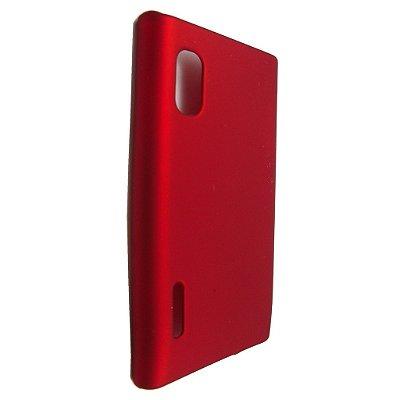 Capa Case para LG Optimus L5 - Vermelho