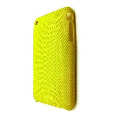 Capa Case Mesh Amarela para iPhone 3
