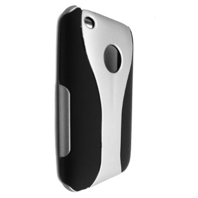 Capa Case de Super Proteção para iPhone 3 - Branco