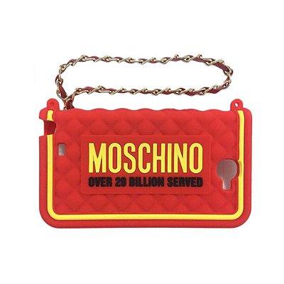 Capa Bolsa Moschino McDonalds para Samsung Galaxy Note 2