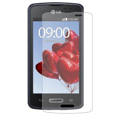 Película para LG L50 Dual  -Transparente