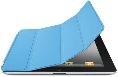 Capa Smart Cover para Ipad 2 / 3/  4 - Azul