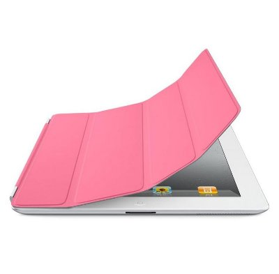 Capa Smart Cover para Ipad 2 / 3 / 4 - Rosa