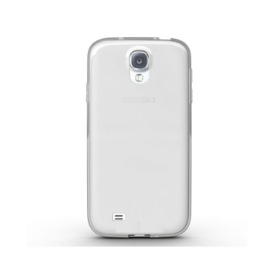 Capa Case de TPU Transparente para Samsung Galaxy s4 Ultra fina