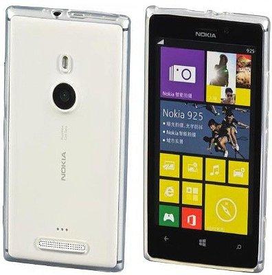 Capa Case de TPU Transparente para Nokia Lumia 925 Ultra Fina .