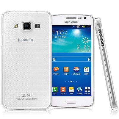 Capa Case de TPU Transparente para Samsung Galaxy A5
