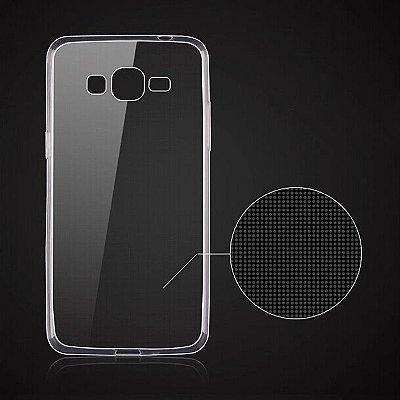 Capa Case de TPU Transparente para Samsung Galaxy Gran Prime Ultra fina.