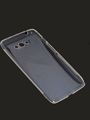 Capa Case de TPU Transparente para Motorola Moto MAXX Ultra fina.