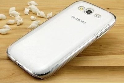 Capa Case de TPU Transparente para Samsung Galaxy Win duos Ultra Fina