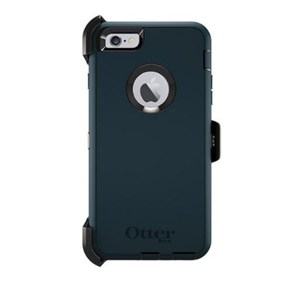 Capa Otterbox defender para iPhone 6 Plus - Jade e Preto