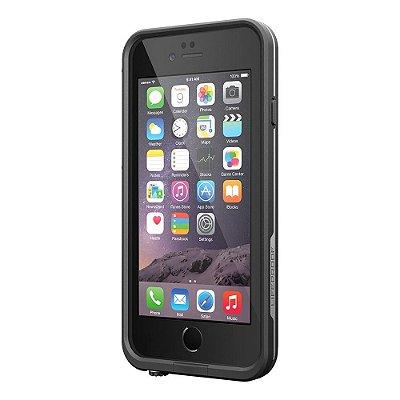 Capa Lifeproof Fre com Touch ID para iPhone 6 - Preto