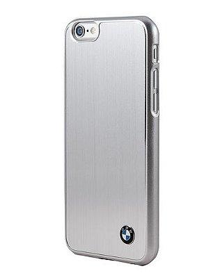 Capa Case para iPhone 6 Oficial da BMW em Alumínio Escovado