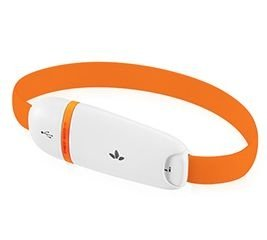 Cabo Wearable 8PIN Lightning para USB (licenciado) da Mili - Laranja