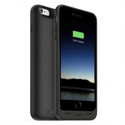 Capa Mophie Juice Pack Air para iPhone 6 Plus - Preto