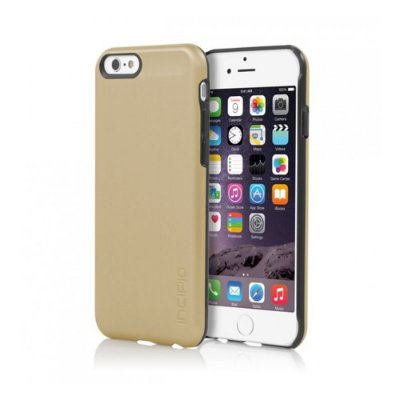 Capa Incipio Feather Shine para iPhone 6 - Dourado