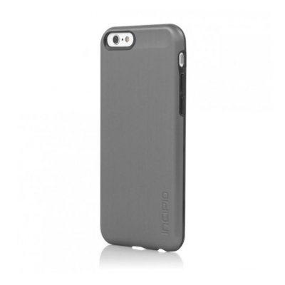 Capa Incipio Feather Shine para iPhone 6 Plus - Gunmetal