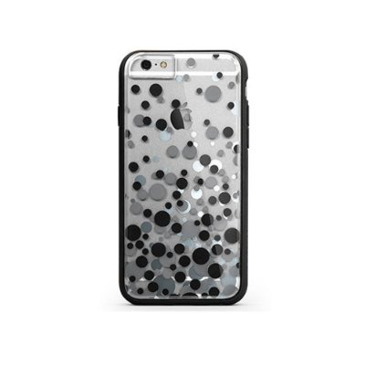 Capa X-Doria Scene Plus para iPhone 6/6S Metallic Polka