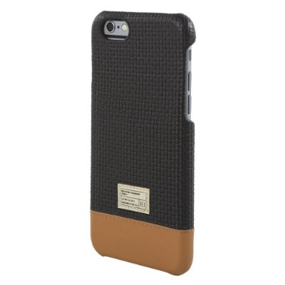 Capa HEX Focus Black Wolve Leather para iPhone 6