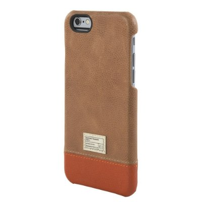 Capa HEX Focus Brown Leather para iPhone 6