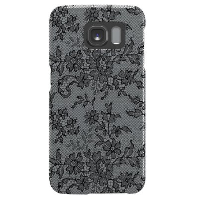 Capa Agent 18 Slim Shield Fishnet Lace para Galaxy S6