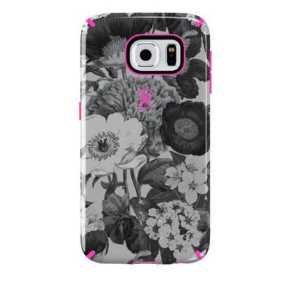 Capa Speck Candyshell Inked Vintage Bouquet para Galaxy S6