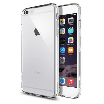 Capa SGP Spigen Ultra Hybrid para iPhone 6 Plus