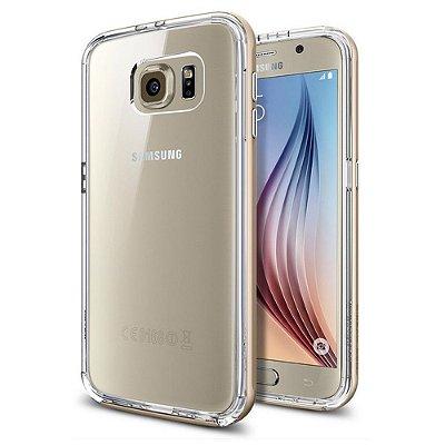 Capa SGP Spigen Neo Hybrid CC para Galaxy S6 - Champagne Gold