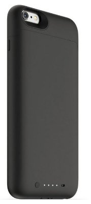 Capa Mophie Juice Pack Air para iPhone 6 - Preto
