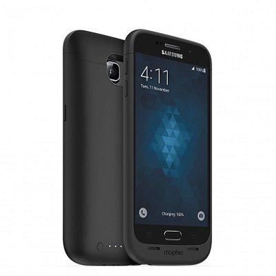 Capa Mophie Juice Pack Air para Samsung Galaxy S6 - Preto