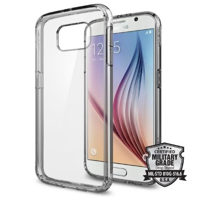Capa SGP Spigen Ultra Hybrid Galaxy S6 Space Crystal