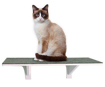 Prateleira para Gatos com Carpete