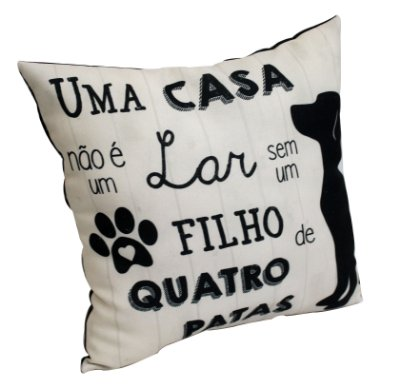 Almofada Vintage Petlover- Dog