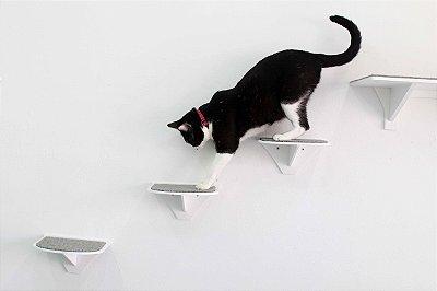Degraus de Parede para Gatos