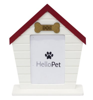 Porta Retrato Dog House