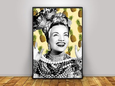 Poster Carmen Miranda