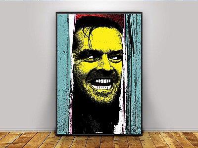 Poster Jack Torrance - O Iluminado