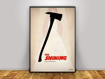 Poster O Iluminado