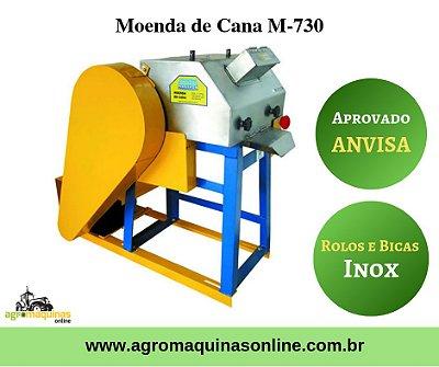 Moenda de Cana Vencedora M-730 Inox