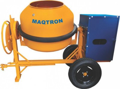 Betoneira Estampada Maqtron M-400 Extra Forte Pneus Aro 13