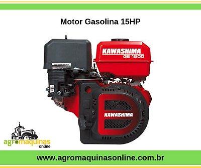 Motor Gasolina GE-1500 - 15HP - Kawashima
