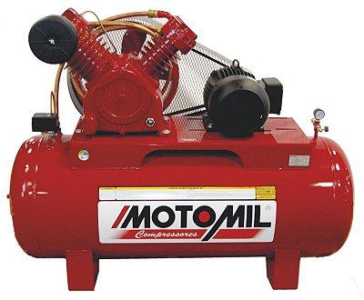 COMPRESSOR DE AR PROFISSIONAL – MAV-20/200 - TRIFASICO - MOTOMIL