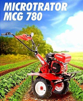 Microtrator Kawashima MCG 780 Gasolina / 7 HP