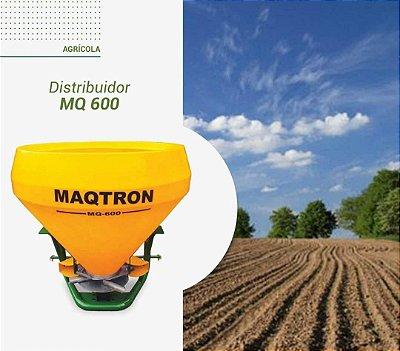 Distribuidor de Sementes ou Fertilizantes MQ-600