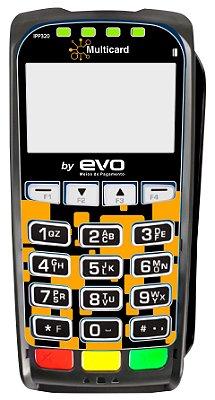 PIN Pad Ingênico IPP320 Multicard-EVO locação Anual de: