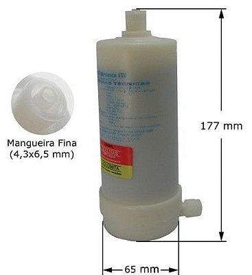 Refil para purificador de água Aqua New Classic - Mangueira Fina